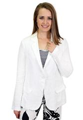 MADE IN ITALY WHITE JACKET