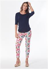 BARRINGTON FLOWER SIENNA PANTS