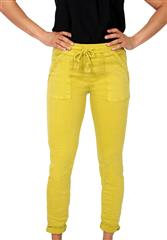 MADE IN ITALY LIME PANTS
