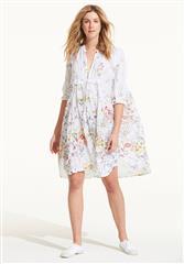 ONESEASON WHITE VENICE AUDREY DRESS