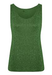 MADE IN ITALY GREEN TOP