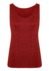 MADE IN ITALY RED TOP
