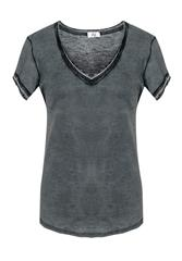 MADE IN ITALY GREY TEE