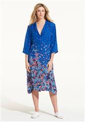 ONESEASON BLUE BELLAGIO JAZZ DRESS