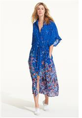 ONESEASON BLUE BELLAGIO JASMINE DRESS