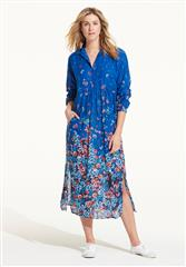 ONESEASON BLUE BELLAGIO CAMILLE DRESS