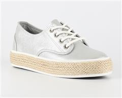 MISS BLACK SILVER REGINE SNEAKER
