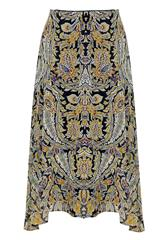GERRY WEBER MULTI PAISLEY PRINT SKIRT