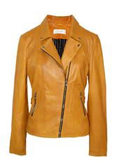 GERRY WEBER LEATHER SUNFLOWER JACKET