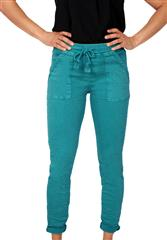 MADE IN ITALY TEAL PANTS
