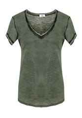 MADE IN ITALY KHAKI TEE