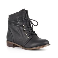 MISS BLACK BLACK BONBON BOOT