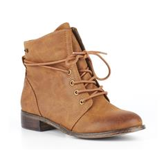 MISS BLACK TAN BONBON BOOT