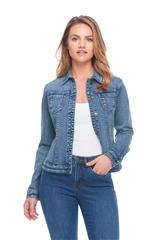 FRENCH DRESSING JEANS INDIGO REVERSIBLE JACKET