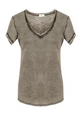 MADE IN ITALY BEIGE TEE
