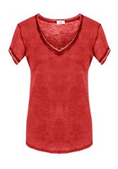 MADE IN ITALY RED TEE