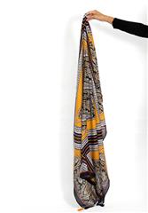 GERRY WEBER MULTI COLOUR PAISLEY PRINT SCARF