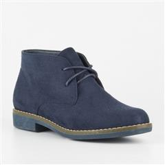 BUTTERFLY FEET NAVY ESSEX BOOTS