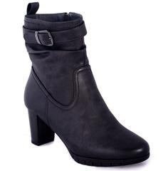 SOFT STYLE BLACK SIBLEY BOOT
