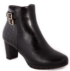 SOFT STYLE BLACK SID BOOT