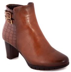 SOFT STYLE TAN SID BOOT