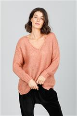 BRAVE + TRUE CLAY CISCO KNIT