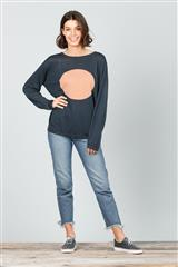 BRAVE + TRUE DOT PETRA KNIT