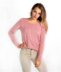 MADE IN ITALY PINK GOLD DETAIL TOP