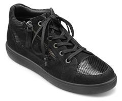 HOTTER BLACK RAPID SNEAKER