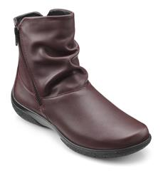 HOTTER MAROON WHISPER BOOTS