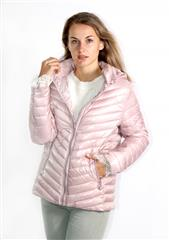 MADE IN ITALY PINK PUFFER JACKET