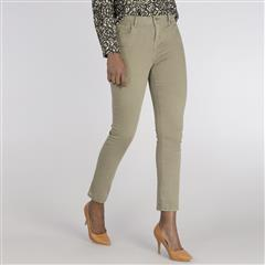 POLO OLIVE STACEY SLIM LEG COLOUR JEAN