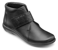 HOTTER BLACK DAYDREAM BOOTS