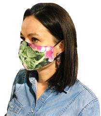 ROSELLA ROSE FACE MASK
