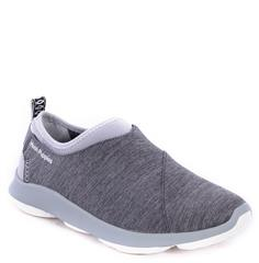 HUSH PUPPIES GREY VICTORY SNEAKER