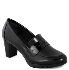 SOFT STYLE BLACK SIDDALEE SHOE