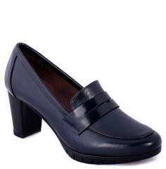 SOFT STYLE NAVY SIDDALEE SHOE