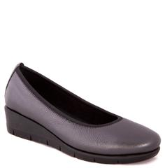 HUSH PUPPIES PEWTER GRACEN PUMP