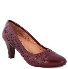SOFT STYLE BURGUNDY EBEN COURT SHOE
