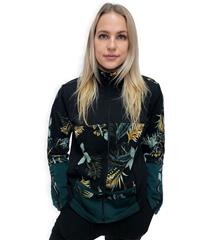 JOLIE TROPICAL ATHLEISURE JACKET