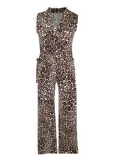 MADE IN ITALY JUMPSUIT - ANIMAL