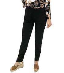 JOLIE BLACK SUZANNE STRETCH PANTS