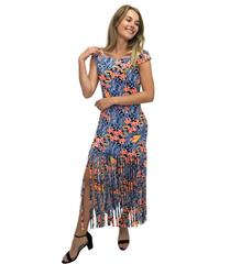 JOLIE TROPICAL ELLE DRESS