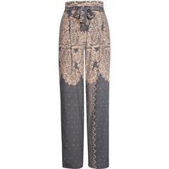 NU MAGNET GREY CARMA PANTS